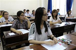 Điểm xét tuyển NV1 chính thức của một số trường đại học