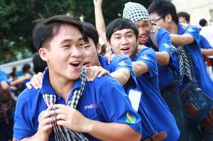 Điểm chuẩn 2014: Trường ĐH Khoa học Tự nhiên - ĐHQGTPHCM