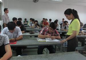 50% cán bộ coi thi THPT quốc gia là giảng viên ĐH,CĐ