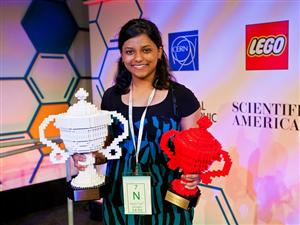 Cô gái 17 tuổi đánh bại 10.000 người trong cuộc thi của Google ngày nào vừa tốt nghiệp Harvard