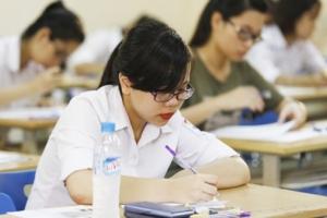 Đáp án, đề thi thử môn Toán vào lớp 10 THPT Chuyên HN-Amsterdam
