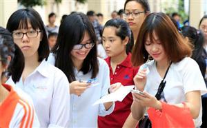 Chỉ đạo công bố điểm thi THPT quốc gia mới nhất của Bộ GD&ĐT