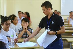 Đại học Bách khoa Hà Nội công bố điểm thi THPT quốc gia