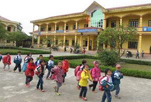 Thực hiện các quy định về đổi mới giáo dục Tiểu học theo Thông tư 30 của Bộ GD-ĐT