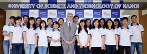 Trường Đại học Việt Pháp: 15/5 kết thúc nhận hồ sơ xét tuyển đợt 2