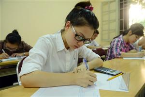 Thi thử THPT môn văn, gửi đề thi môn Sử