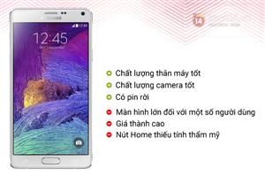 9 smartphone Android tốt nhất đầu năm 2015
