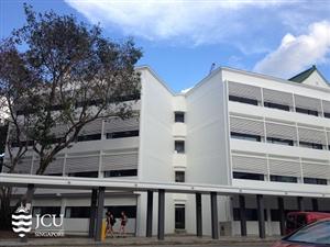JCU - Đại học công lập của Australia tại Singapore