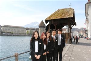 Học, thực tập hưởng lương ở Singapore và Thụy Sĩ
