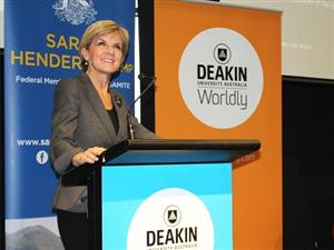 Du học ngành giáo dục tại Deakin, Australia
