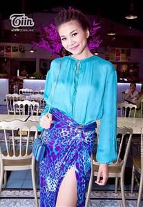 Các sao dự đoán người chiến thắng Vietnams Next Top Model 2014