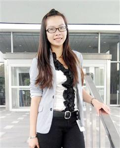 Cô gái Việt có học bổng 6 tỷ, học một lúc 2 trường tại Mỹ