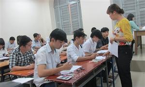 Những vấn đề cần cẩn trọng khi tổ chức thi THPT quốc gia