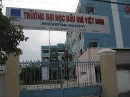 Đại học Dầu Khí Việt Nam công bố đề án tuyển sinh