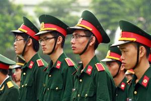 Các trường khối công an, quân đội không nhận hồ sơ đăng ký xét tuyển trực tuyến