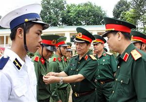 Điểm chuẩn 2014: Các trường Quân Đội