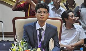 Con trai người sửa khóa 2 lần giành Huy chương Vàng Toán quốc tế