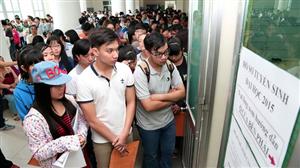 Bộ GD-ĐT đề nghị các trường xét tuyển chung