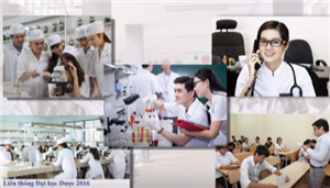 Đại học Dược tuyển sinh 2016